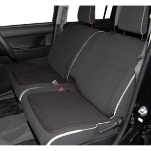 シーエー産商 サンゴマイヤークッション シングルクッション G-253 ブラック|yellowhat|02