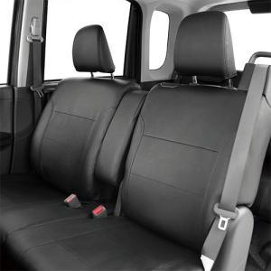 錦産業 軽カー用専用シートカバーフェイクレザーシリーズ タント/タントカスタム専用(LA600系)  LE-4102|yellowhat