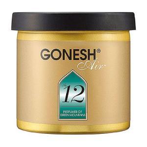 GONESH No.12 ゲルエアフレッシュナー|yellowhat
