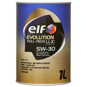 エルフ EVOLUTIONエボリューション フルテック   フルテックLLX C3 5W-30 1L缶 yellowhat