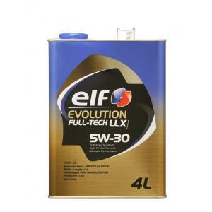 エルフ EVOLUTIONエボリューション  フルテックLLX C3 5W-30 4L缶|yellowhat