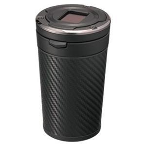 カーメイト 灰皿 Sports Luxury カーボン調ブラック DZ287|yellowhat