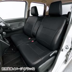 ボンフォーム 車種別専用ソフトレザーR M4-45 4497-06 ムーヴ専用 ブラック|yellowhat