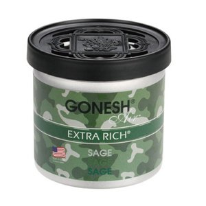 GONESH ゲルエアフレッシュナー307926  SAGE|yellowhat