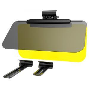 星光産業 WサンバイザーL   EE-66|yellowhat