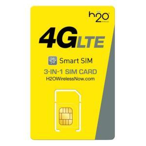 アメリカSIM H2O Wireless Japan LTE/通話+SIMピン