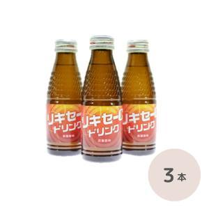 リキセーCドリンク 120mL 3本 炭酸飲料|yesgenki