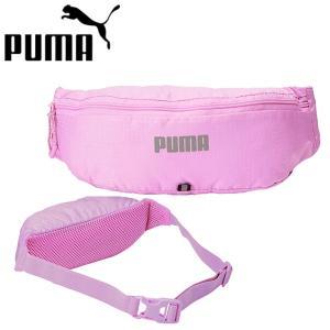 プーマ puma ウエストバッグ レディース クラシックウェストバッグ 再帰反射 ウエストポーチ 075471 レターパックも対応 オーキッドピンク|yf-ing