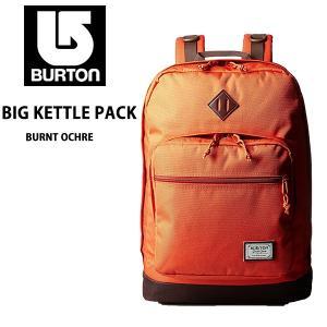 burton/バートンディパック/リュックサック/バックパック/バッグBIG KETTLE PACK BURNT OCHRE/あすつく対応_北海道/|yf-ing