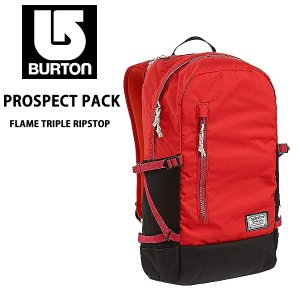 burton/バートンディパック/リュックサック/バックパック/バッグPROSPECT PACK FLAME TRIPLE/14948101810/あすつく対応_北海道/|yf-ing