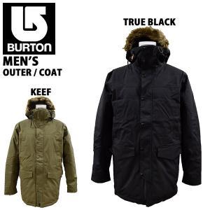 burton/バートンメンズジャケットMB GARRISON DOWN JK14987101/あすつく対応_北海道/|yf-ing