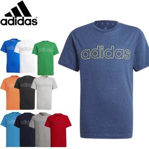 アディダス adidas ジュニア ロゴ 半袖 Tシャツ 29300|yf-ing