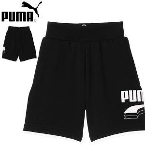 プーマ puma ジュニア ハーフパンツ Rebel Bold Shorts TR ショートパンツ スウェットハーフパンツ ボーイズ 男の子 582731 メール便も対応|yf-ing