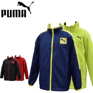 プーマ puma 中綿ジャケット フリースジャケット リバーシブル ジュニア 594314 あすつく対応_北海道|yf-ing
