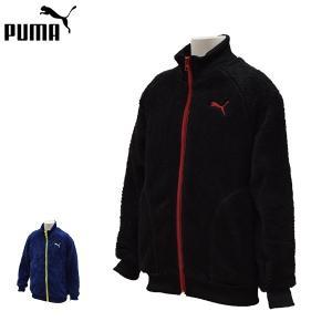 プーマ puma フリースジャケット ジュニア 594315 あすつく対応_北海道|yf-ing