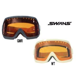 スワンズ swans スキーゴーグル スノボゴーグル ジュニア 703H あすつく対応_北海道|yf-ing