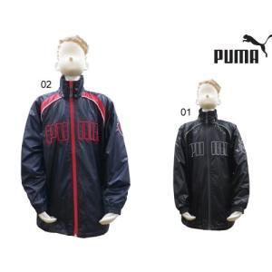 puma/プーマジュニア裏起毛ウーブンジャケット901915【レターパックも対応】|yf-ing