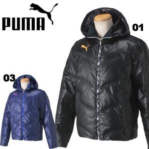 puma/プーマメンズダウンジャケットフーデッドダウンジャケット903602【あすつく対応_北海道】|yf-ing