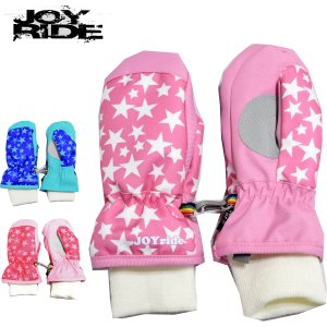 ジョイライド joyride スキーグローブ キッズ ジュニア ミトン 子供用手袋 AG7267 レターパックも対応 雪遊び ガールズ ボーイズ|yf-ing