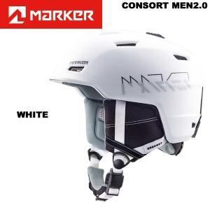 marker/マーカーメンズスキーヘルメット/メンズスノーボードヘルメットCONSORTMEN2.0/あすつく対応_北海道/|yf-ing