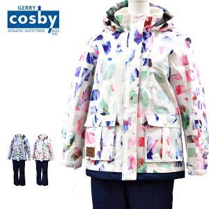 コスビー cosby レディース スキーウェア 上下セット CSW-2356|yf-ing