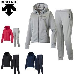 【送料無料】デサント descente ムーブスポーツ move sport ジャージ上下 レディース ACTIVE SUITS DAT-2793W/DAT-2793WP あすつく対応_北海道|yf-ing