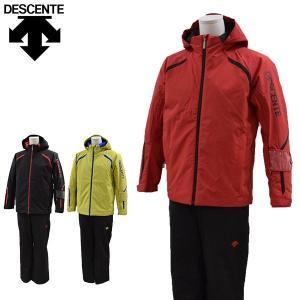 【送料無料】デサント descente スキーウェア 上下セット メンズスキーウエア DRA-7097F あすつく対応_北海道スキー用品 yf-ing