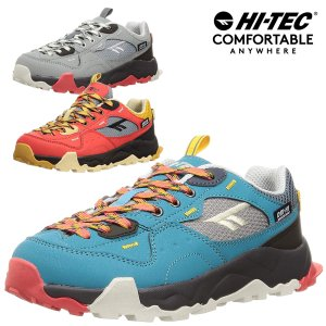 HI-TEC ハイテック メンズ レディース ユニセックス スニーカー シューズ 靴 アウトドア ハイキング 全天候 透湿 防水 HT HKU18 DIG HIKER WP BOS|yf-ing