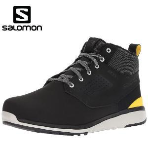 サロモン salomon スノーブーツ メンズ スノトレ 冬靴 UTILITY FREEZE CS WP トレイルランニングシューズ L40233700 あすつく対応_北海道|yf-ing