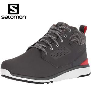 サロモン salomon スノーブーツ メンズ スノトレ 冬靴  UTILITY FREEZE CS WP トレイルランニングシューズ L40469400 あすつく対応_北海道|yf-ing