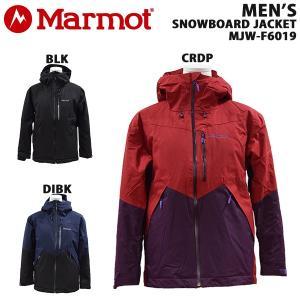 marmot/マーモットメンズ/スノーボードジャケット/スノージャケットMJW-F6019/あすつく対応_北海道/|yf-ing