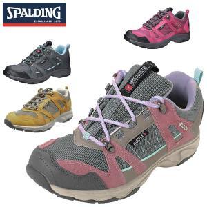 爆安セール!【訳あり】スポルディング spalding レディーストレッキングシューズ 幅広3E 女性 軽登山靴 ON-149 OIN1490 あすつく対応_北海道|yf-ing
