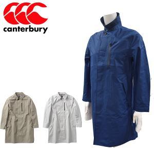カンタベリー canterbury メンズ レインコート 3レイヤースタンドフォールカラーコート アウトドア 防水 透湿 ウォータープルーフ シンプル RA78103 yf-ing