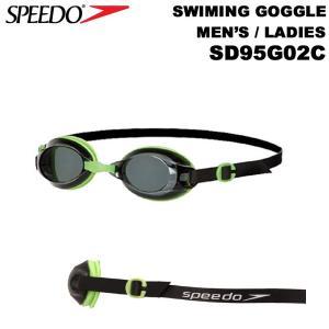 speedo/スピードスイムゴーグル/フィットネス向けゴーグルJET SD95G02C/あすつく対応_北海道/メンズ/レディース/ユニセックス/男女兼用|yf-ing
