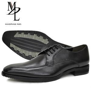 マドラス エムディエル ビジネスシューズ メンズ 紳士 紳士靴 ビジネス フォーマル 本革 革靴 防滑 madras MDL エムディエル SPDS4046  BOS|yf-ing