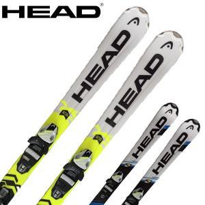 ヘッド head ジュニア スキー板 ビンデイング セット Supershape Team LR+SLR 4.5 AC|yf-ing