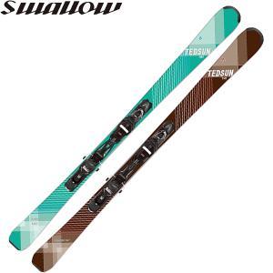 スワロー swallow メンズ スキー テッドサン ツー TEDSUN TWO 20/21|yf-ing