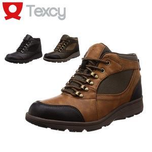 テクシー texcy スノーシューズ メンズ スノトレ 冬靴 TM-3012 あすつく対応_北海道|yf-ing
