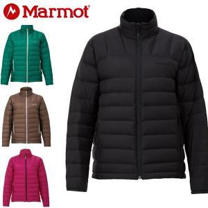 マーモット marmot レディースダウンジャケット 軽量 保温 携行 耐久撥水 WS DOUCE ...