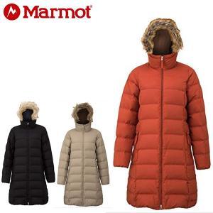 【送料無料】マーモット marmot レディースコート 撥水ダウンコート WS RESIDE DOW...
