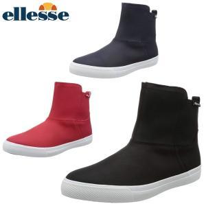 エレッセ ellesse レディース ショートブーツ Tyrrhenian ALL WEATHER Boots Short V-CU615W あすつく対応_北海道|yf-ing