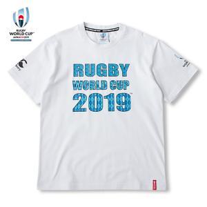 「ラグビーワールドカップ2019(TM)」カンタベリーオフィシャルライセンス商品 Tシャツ メンズ VWD39408K  メール便も対応 yf-ing
