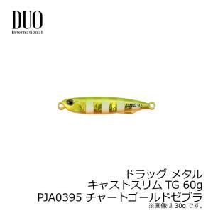 デュオ ドラッグ メタルキャストスリムTG 60g PJA0395 チャートゴールドゼブラ