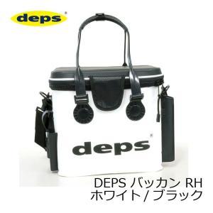 デプス DEPS バッカン RH WH/BK|yfto