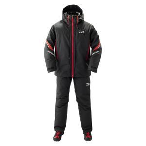 ダイワ DW-1309 プロバイザー ゴアテックス プロダクト コンビアップウィンタースーツ ブラック M / 釣り 防寒ウェア 上下セット 2019年10月発売予定|yfto
