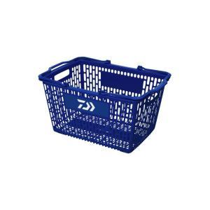 ダイワ マルチバスケット ブルー / 釣り 収納 カゴ|yfto