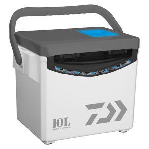 ダイワ クールラインα GU1000X ライトソルト GBL 10L / クーラーボックス ライトS...