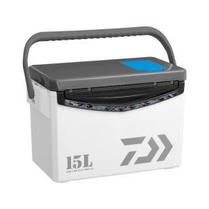 ダイワ クールラインα GU1500X ライトソルト GBL 15L / クーラーボックス ライトS...