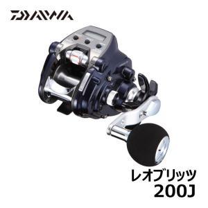 ダイワ レオブリッツ 200J 電動リール 右ハンドル 太刀魚 テンヤ 船タチウオ