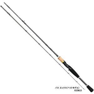 ダイワ バスX 632MLB / バスロッド ベイトモデル yfto